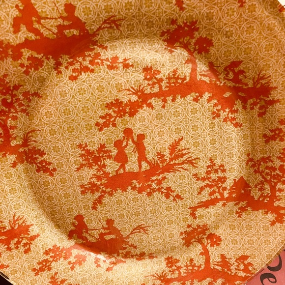Other - Decoupage Plate